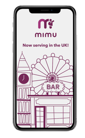 Mimu delivery app