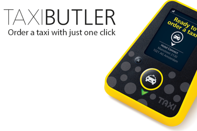 Argyle Satellite Taxi Butler